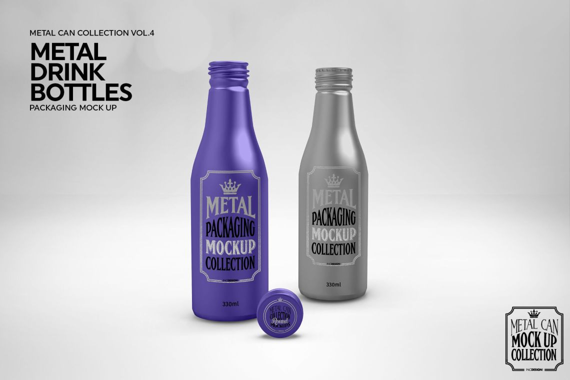 Download Glossy Vodka Bottle Mockup Yellowimages