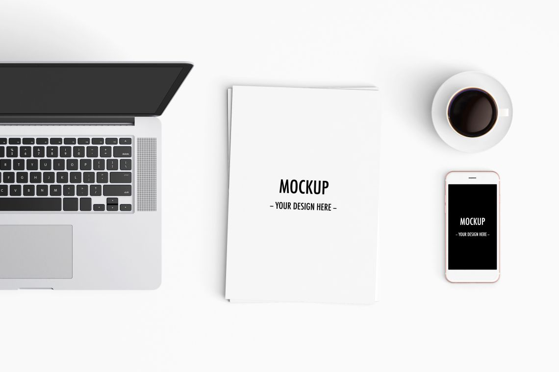Download Free Psd Device Mockups Yellowimages