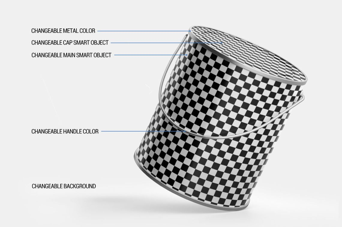 Download Aluminum Spray Can Without Cap Mockup Yellowimages