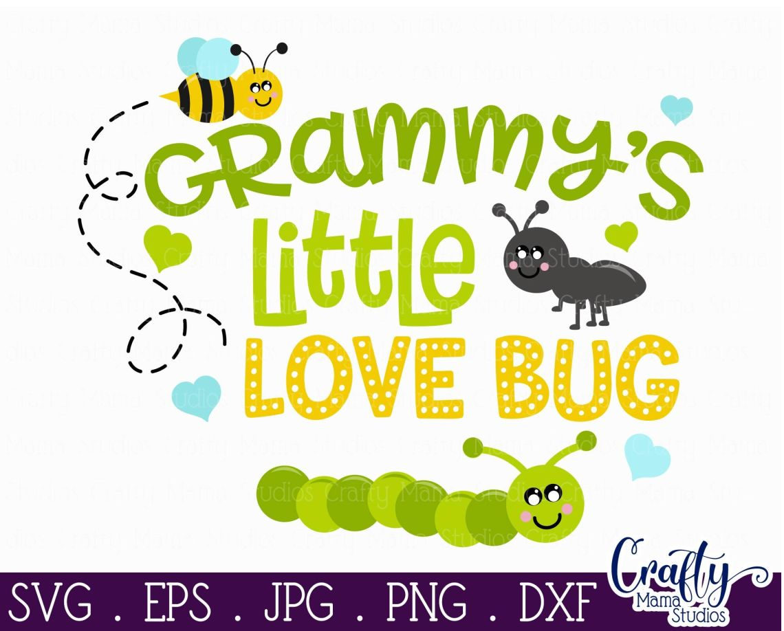 Download Valentine's Day SVG - Bee Svg - Grandma Svg - Grammy's ...