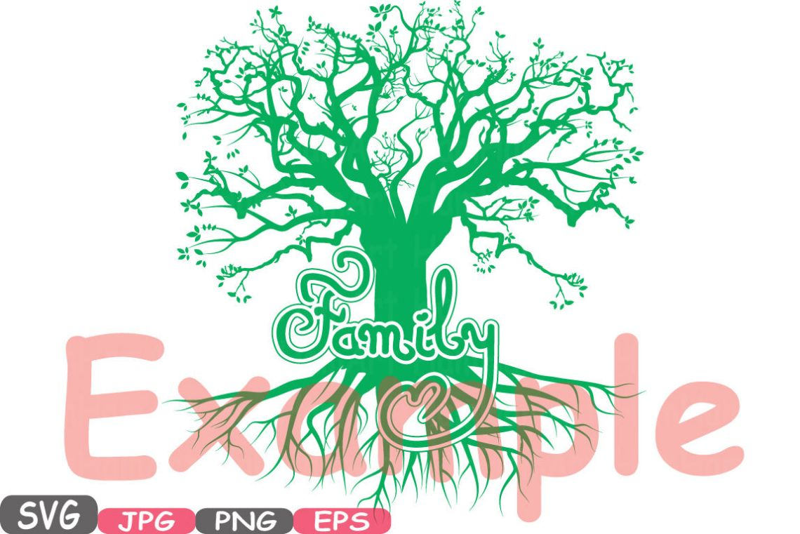 Download Family SVG Word Art family quote clip art silhouette ...