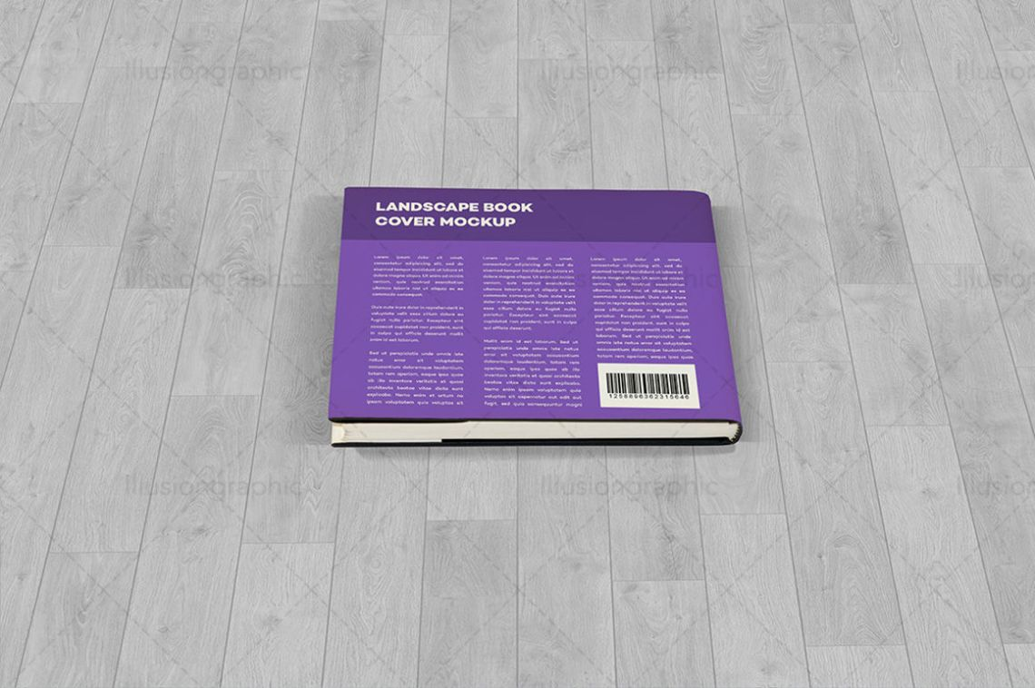 Download Psd Book Cover Mockup Template Yellowimages