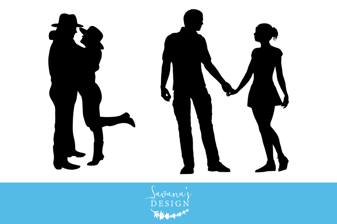 Download African American Couple Black Love Svg