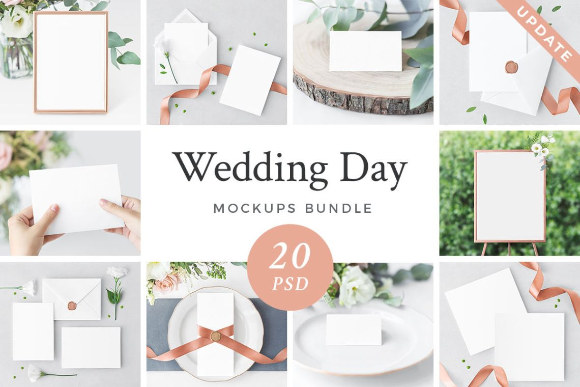 Download Mockup Wedding Invitation Psd Free Yellowimages