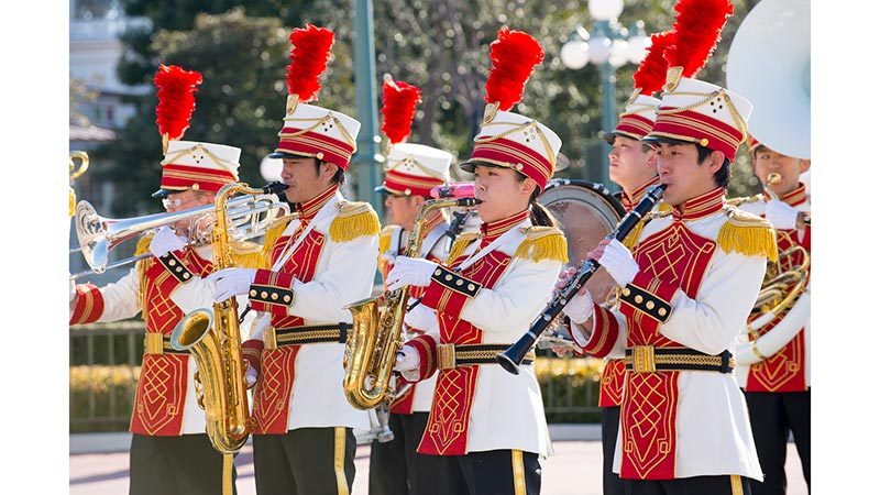 "imagen de Atmosphere Entertainment ""Tokyo Disneyland Band"" 1"