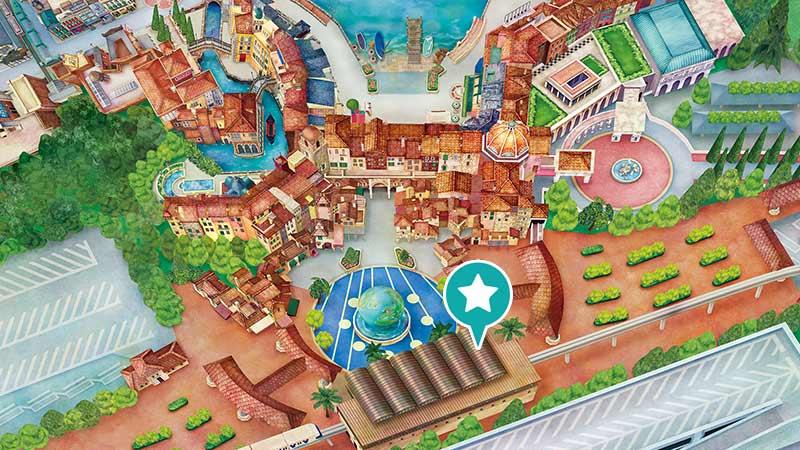 【官方】嚮導遊園 東京迪士尼海洋 東京迪士尼度假區