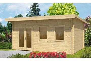 kraj vuk sporazum abri de jardin toit monopente