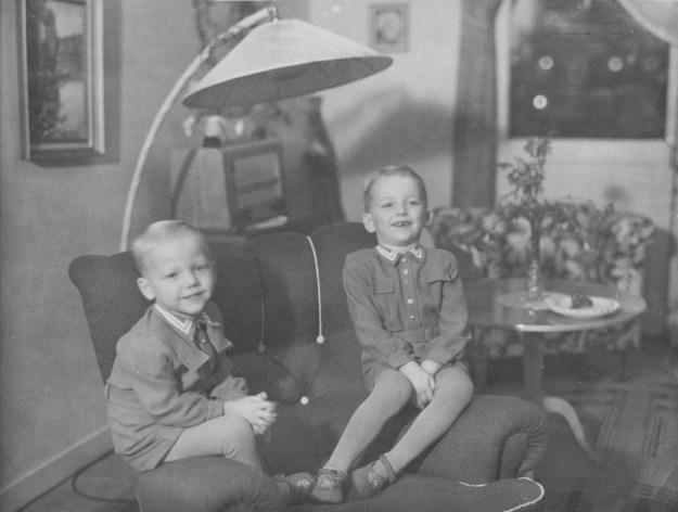 Bosse & Lasse 1946