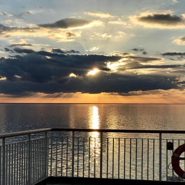 P hemvg  nofilter sunset balticsea destgotland veckansgotlandsbild gotlandibilder