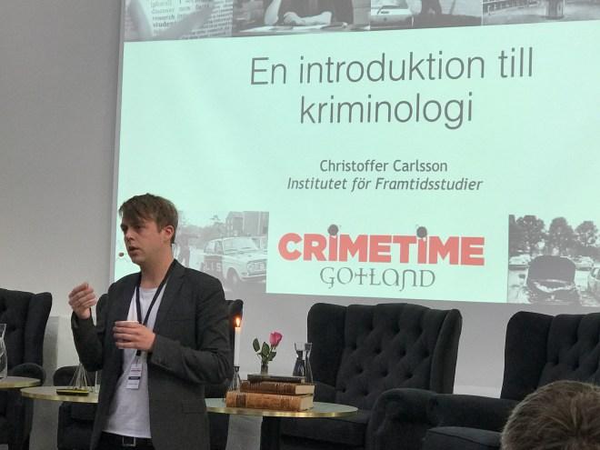 Crimetime Gotland
