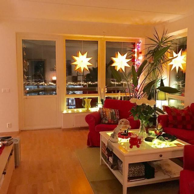 Bjuder vl p en interirbild d advent i vrt hemhellip