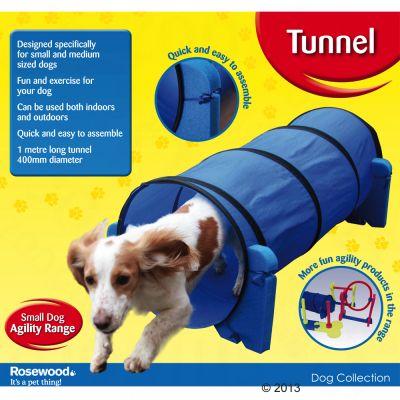 Tunnel Agility Dintrieur Pour Chien Zooplus