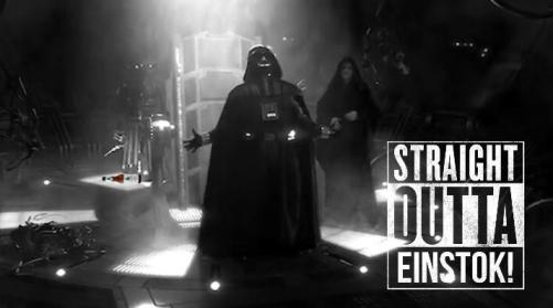 Why Vader went Dark.