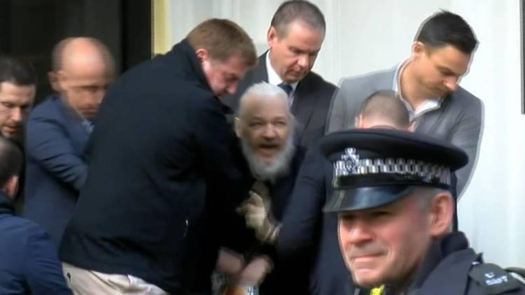 Resultado de imagem para mst assange captured