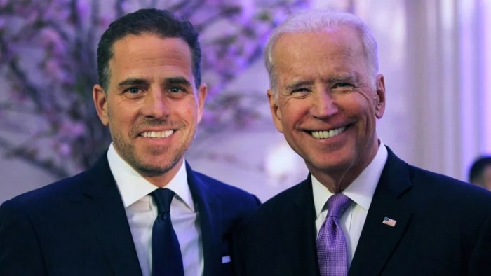 Joe Biden's 2013 trip to China with son Hunter now under scrutiny