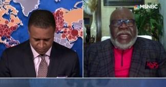 WATCH: Bishop T.D. Jakes Leads MSNBC Broadcast in Prayer Amid Coronavirus Pandemic
