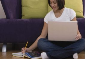 online learning conditions