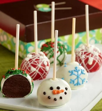 Cake Pops from 1800Baskets.