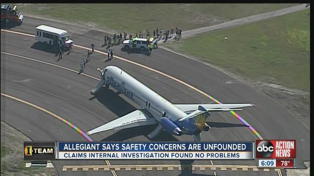Resultado de imagen para allegiant airlines