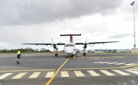Gladstone Regional Airport.