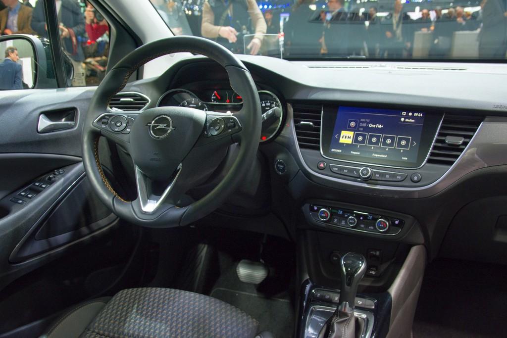 Opel Crossland X Moet Vechten Voor Aandacht In Genve