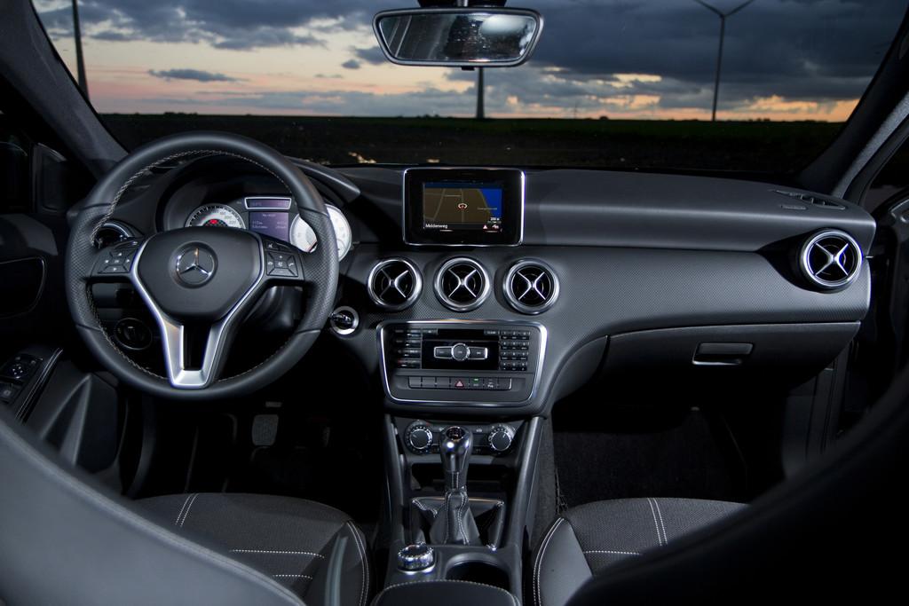 Test Mercedes Benz A Klasse 2012 Autokopennl