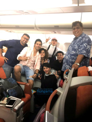 Sets Of The Movie Judwaa 2