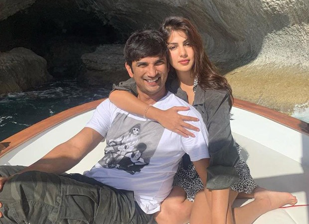 Rhea Chakraborty tells Supreme Court that she was in live-in relationship with Sushant Singh Rajput