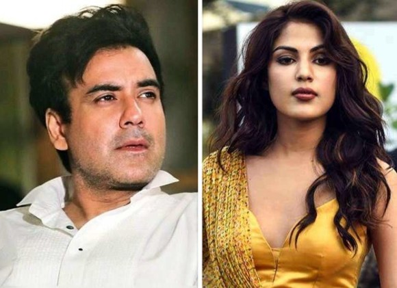 This is the advice of Riya Chakraborty to Karan Oberoi, who has spent a month in jail