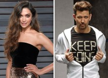 Deepika Padukone bags Hrithik Roshan starrer Fighter film to be announced tomorrow