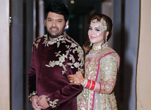 Kapil Sharma and Ginni Chatrath become parents to a baby boy