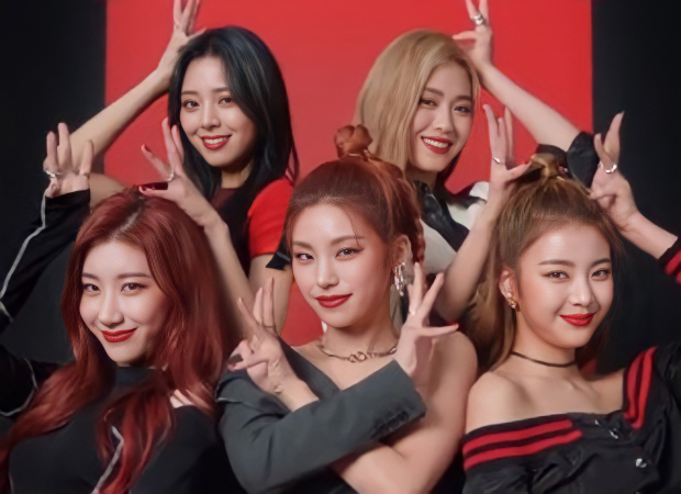 K-pop group ITZY are now the global brand ambassadors ofMaybelline New York