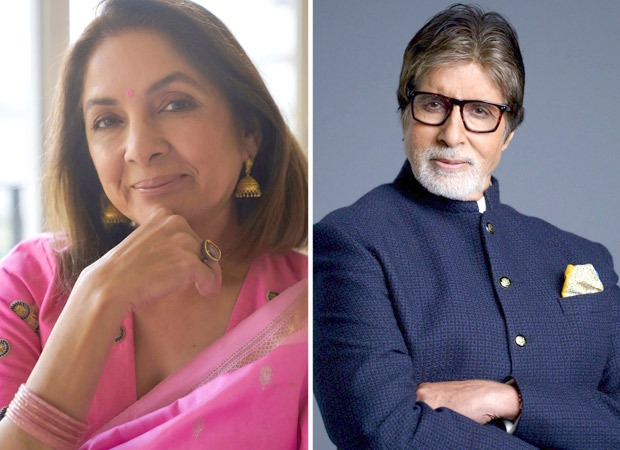 Neena Gupta to play Amitabh Bachchan's wife in Goodbye