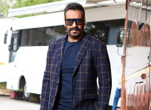 स्कोप: अजय देवगन का वेब शो ब्रिटिश शो लूथर का रीमेक है।  अगले हफ्ते आधिकारिक घोषणा