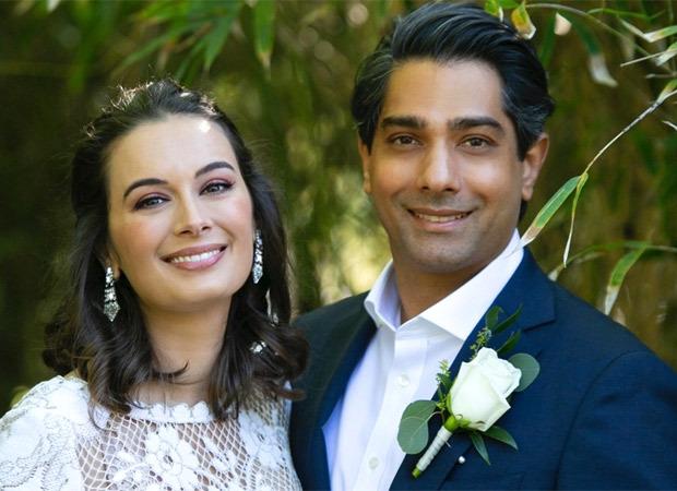 एवलिन शर्मा और पति तुषान भिंडी अपने पहले बच्चे की उम्मीद कर रहे हैं