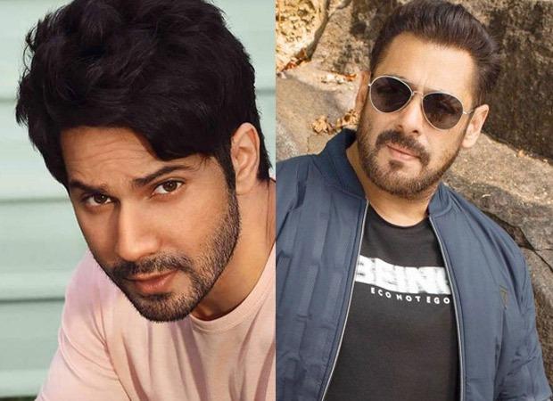Varun Dhawan's Ganpati song from Antim to be launched by Salman Khan this week