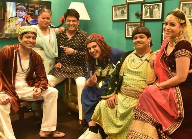 FIR against The Kapil Sharma Show for showing actors consuming alcohol