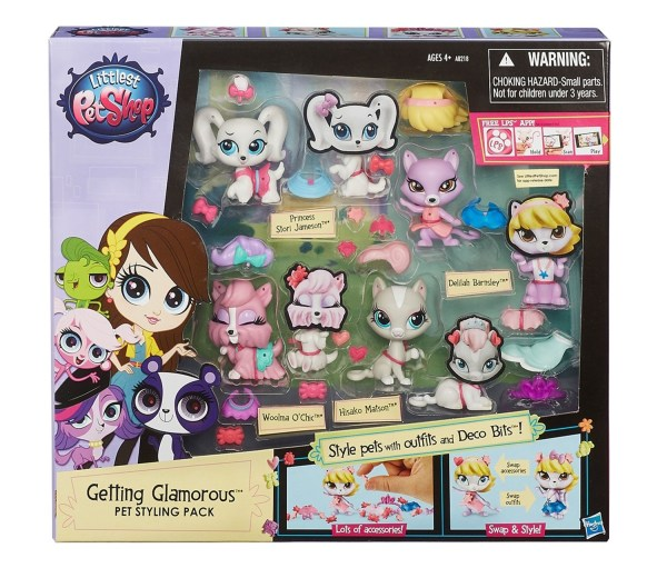 littlest pet shop hasbro # 81