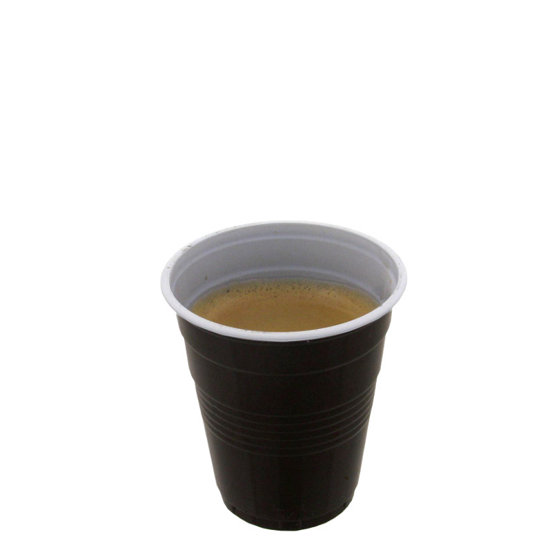 Gobelet En Gros En Plastique Bicolore 10 Cl Par 4200