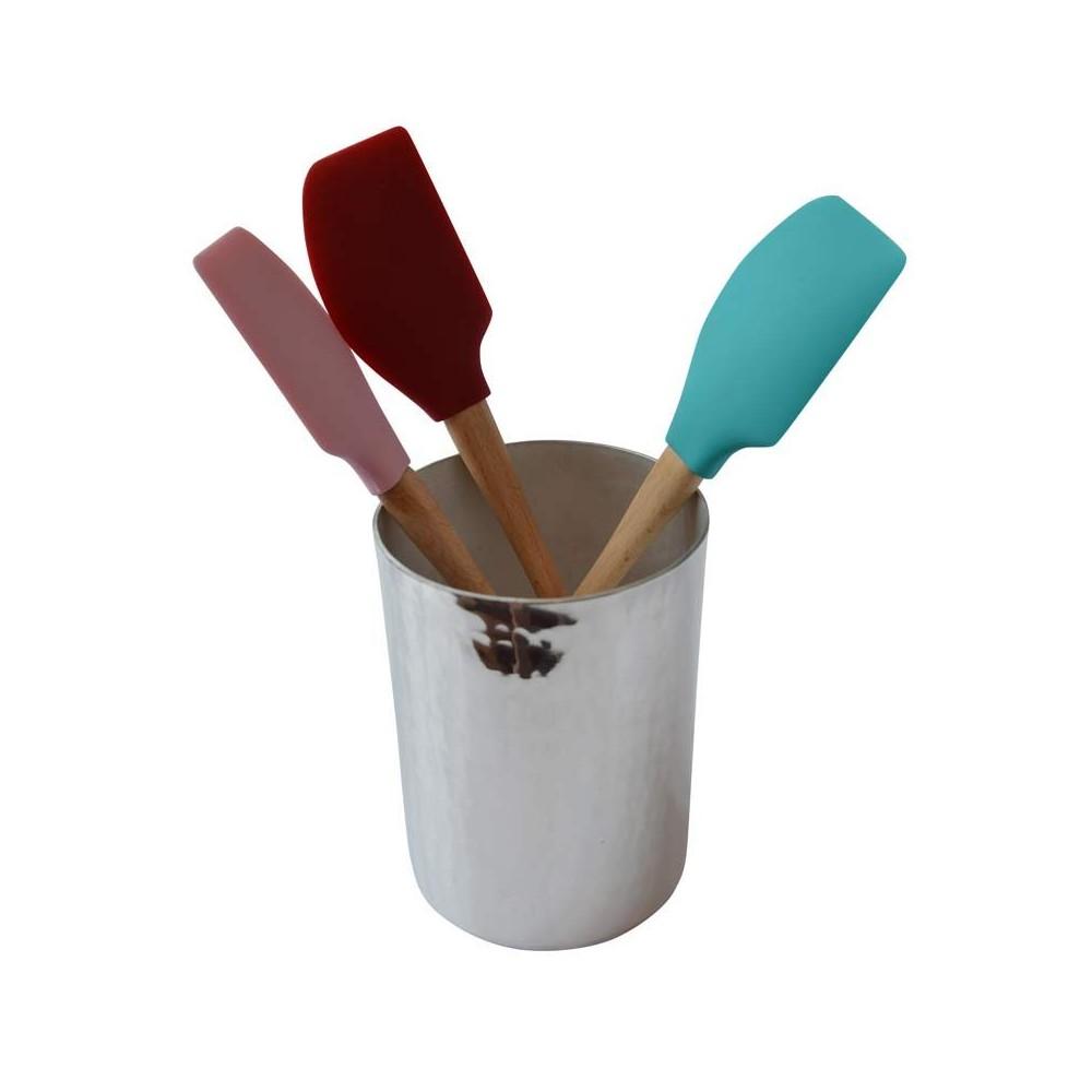 pot a ustensiles mauviel