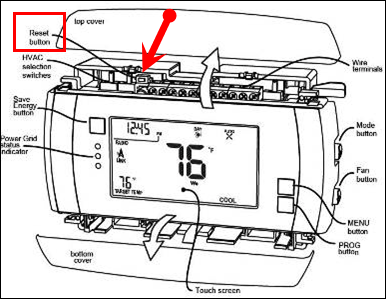 honeywell round thermostat wiring diagram wiring diagram honeywell thermostat wiring schematic image about