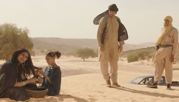 A scene from Timbuktu, Mauritanias first Oscar-nominated film
