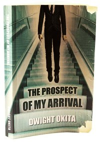 Dwight Okitas book, a little the worse for wear
