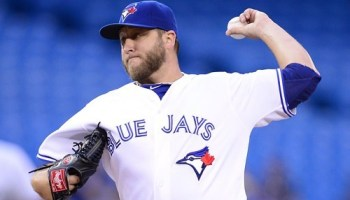 Former White Sox ace Mark Buehrle throttled the Cubs last night in Toronto.