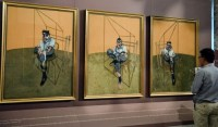 Francis Bacons Three Studies of Lucian Freud-1969: Now worth $142.4 million