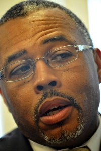 Howard Brookins Jr.: mulling a run for Cook County states attorney?