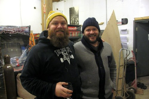 Illuminated cofounders Brian Buckman and Matt Shirley have known each other for almost 25 years.