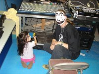 Juggalo parenting in action