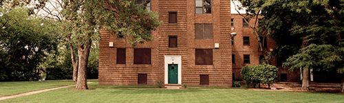 Lathrop Homes, one of the countrys first public housing developments and the second in Chicago, was entered into the National Register of Historic Places in 2012.