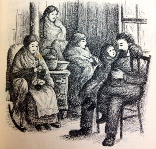 Image result for the long winter by laura ingalls wilder